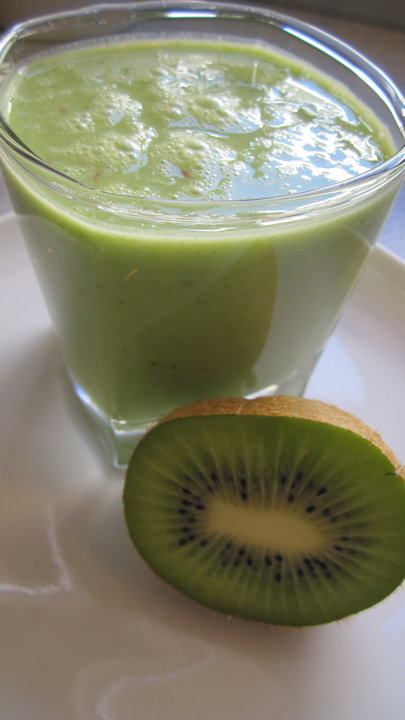Vegan Green Goddess Smoothie