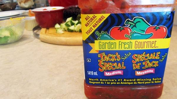 Garden Fresh Gourmet Salsa