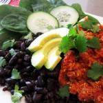 Tex-Mex Tomato Quinoa