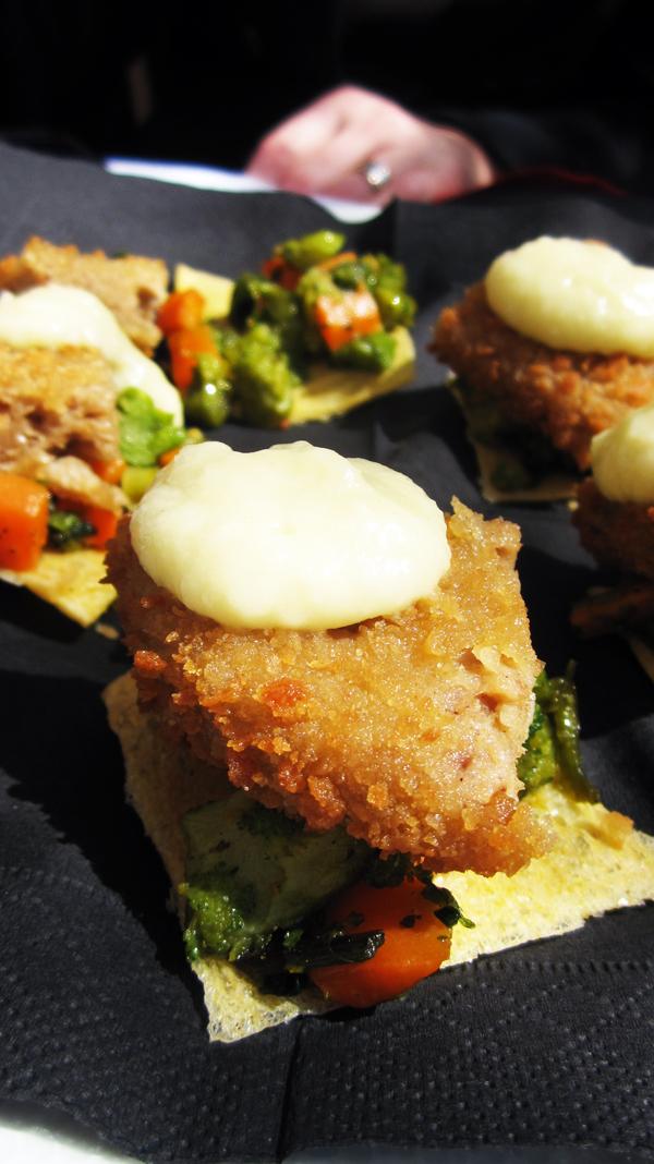 Fry's Vegetarian - Golden Crumbed Schnitzel