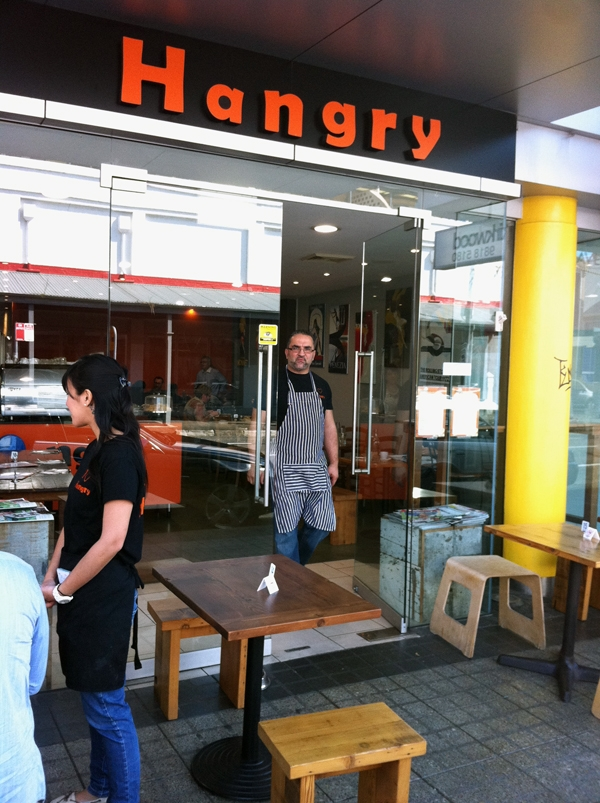 Hangry Sydney - Restaurant Review