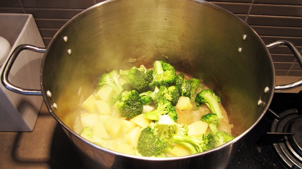 Broccoli & Potato Soup