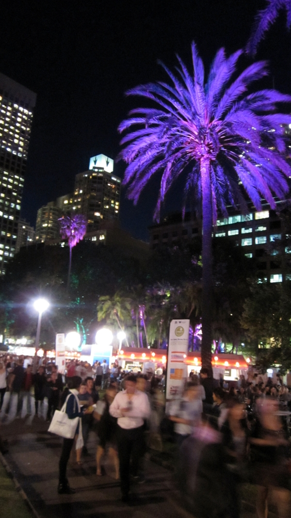 Sydney Night Noodle Markets