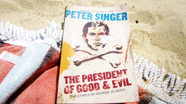 Peter Singer - The President of Good and Evil