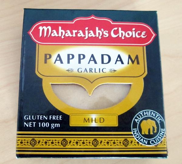 Pappadams