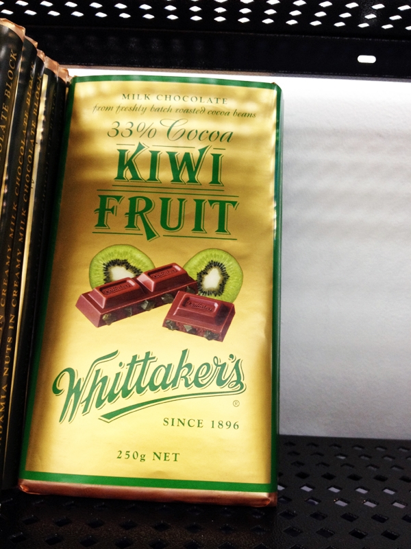 Kiwifruit Chocolate