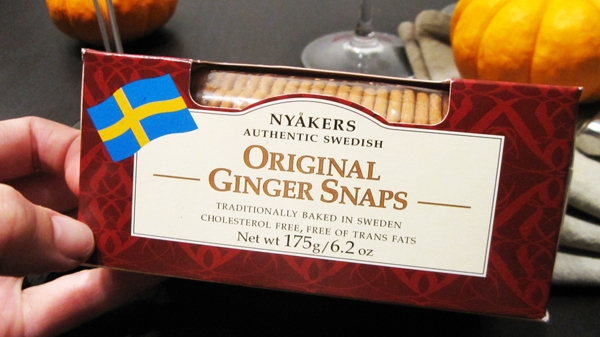 Nyakers Original Ginger Snaps