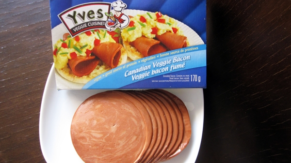 Yves Meatless Canadian Bacon