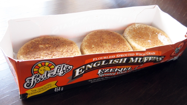 Ezekiel 4:9 Sprouted Whole Grain English Muffins